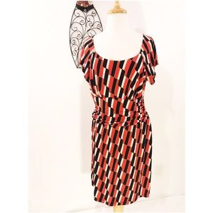 Bison Bisou Midi Dress